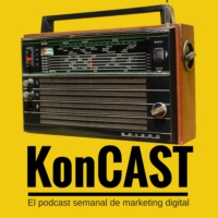 Logo of the podcast KonCAST: Marketing Digital | Pymes | Startups | Emprendedores