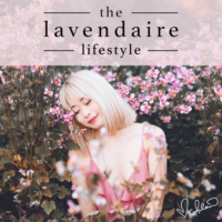 Logo of the podcast The Lavendaire Lifestyle