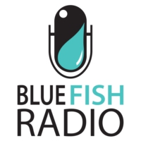 Logo du podcast The Blue Fish Radio Show