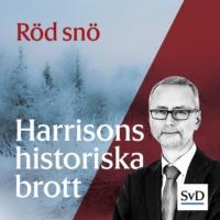 Logo du podcast Harrisons historiska brott
