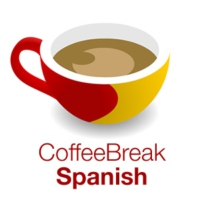 Logo du podcast Coffee Break Spanish Espresso 008