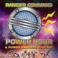 Logo du podcast Ranger Command Power Hour