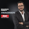 Logo of the podcast #Magnien