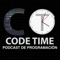 Logo du podcast Code Time (17) Estructuras de datos dinámicas: Pilas, Colas, Hash Tables