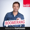 Logo of the podcast France Inter - Boomerang