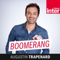 Logo du podcast France Inter - Boomerang