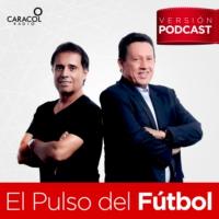 Logo du podcast El Pulso del Fútbol