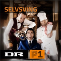 Logo of the podcast Selvsving:  Trump - nu som musical 2016-11-04