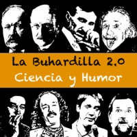 Logo of the podcast La Buhardilla 2.0