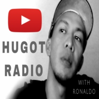 Logo of the podcast Hugot Radio Philippines