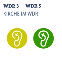 Logo of the podcast Kirche in WDR 3 und 5