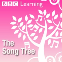 Logo of the podcast The Song Tree grows apples