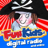 Logo of the podcast Luke talks to author of Horrid Henry, Francesca Simon