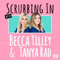 Logo of the podcast Scrubbing In with Becca Tilley & Tanya Rad