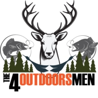 Logo of the podcast The 4 Outdoorsmen   Tim Spielman & Maxxed Out Guides