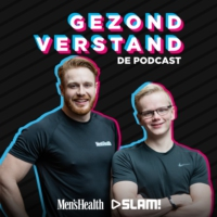 Logo du podcast #1 Gezond Verstand de Podcast - Rens Kroes