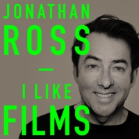 Logo of the podcast I Like Films with Jonathan Ross
