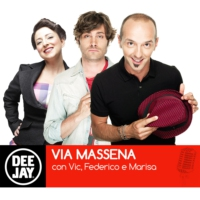 Logo of the podcast Deejay Radio - Via Massena