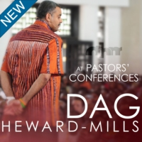 Logo of the podcast Dag Heward-Mills at Pastors' Conferences
