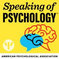 Logo of the podcast Speaking of Psychology