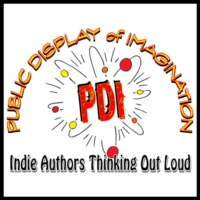 Logo of the podcast Public Display of Imagination
