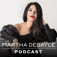Logo du podcast Martha Debayle