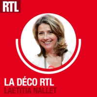 Logo of the podcast La déco RTL