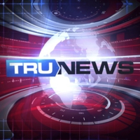 Logo of the podcast TRUNEWS with Rick Wiles