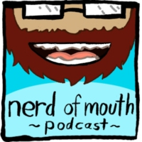 Logo of the podcast Nerd of Mouth
