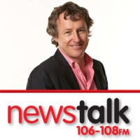 Logo of the podcast Newstalk - Comedy on Tom Dunne