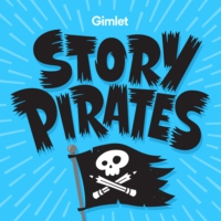 Logo of the podcast Story Pirates