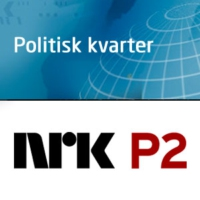 Logo of the podcast NRK P2 – Politisk kvarter