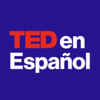 Logo of the podcast TED en Español