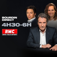 Logo of the podcast RMC : 22/06 - Bourdin Direct - 4h30-6h