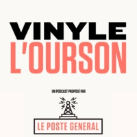 Logo of the podcast VINYLE LOURSON