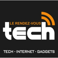 Logo of the podcast Le rendez-vous Tech