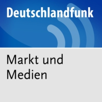 "Logo of the podcast Neue Zürcher Zeitung - ""Kernmodell Journalismus"" statt e-Commerce"