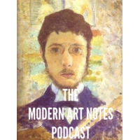 "Logo du podcast Mexican modernism in ""Paint the Revolution,"" Andrea Chung"