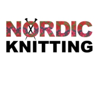 Logo of the podcast Nördic Knitting