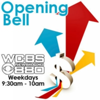 Logo du podcast WCBS Opening Bell Report - Wednesday, Ma