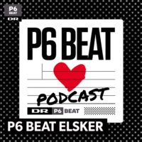 Logo du podcast P6 BEAT elsker Kate Bush - podcast