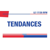 Logo of the podcast Tendances- Caroline Ithurbide