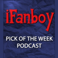 Logo of the podcast iFanboy.com Comic Book Podcast