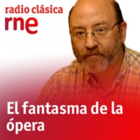 Logo of the podcast El fantasma de la ópera - 03/01/15
