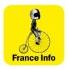 Logo du podcast France Info - La pratique du 2 roues