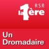 Logo of the podcast RSR - Un Dromadaire sur l'épaule - La 1ère
