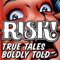 Logo of the podcast RISK!