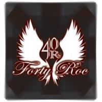 Logo of the podcast 40ROC RADIO