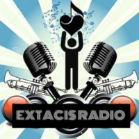 "Logo of the podcast Extacis radio "" Sonideros De Corazon """