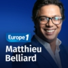 Logo of the podcast Votre grand journal du soir - Matthieu Belliard
